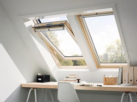VELUX Stoglangis »GGL MK06« Schwingfenster B...