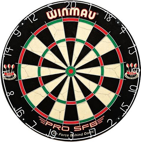 CARROMCO Dartscheibe »Winmau Steeldartboard Pro...