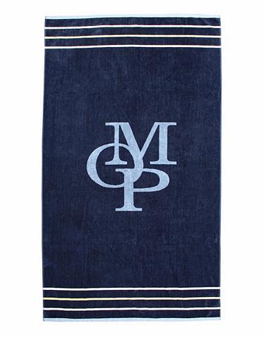 Paplūdimio rankšluostis »Emblem« su dy...