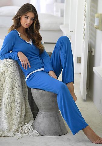 LASCANA Pižama in aukšta kokybė Layeroptik