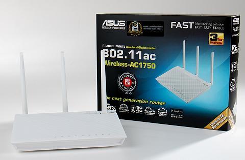 RT-AC66U AC1750-Dual-Band Gigabit WLAN...