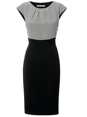 Figūrą formuojanti suknelė su Pepita-D...