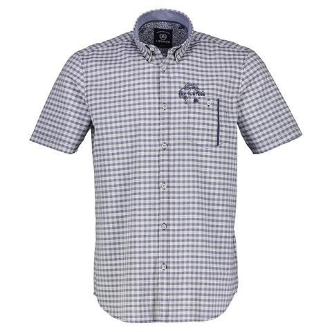 Languoti marškiniai su Halbarm