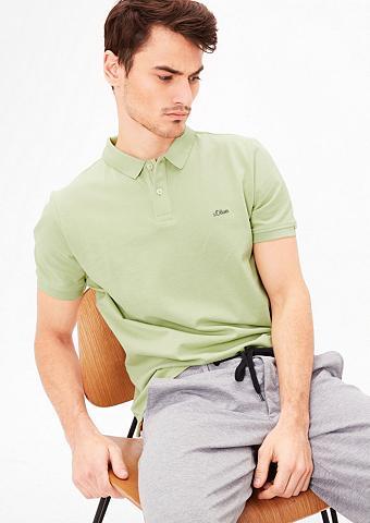 Polo marškinėliai iš Baumwoll-Piqué