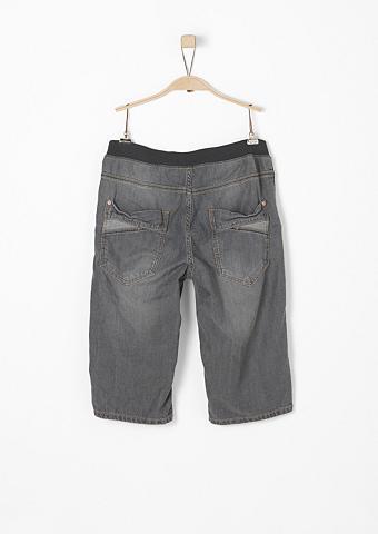 Benno: 3/4 ilgio džinsai su Rippbund d...