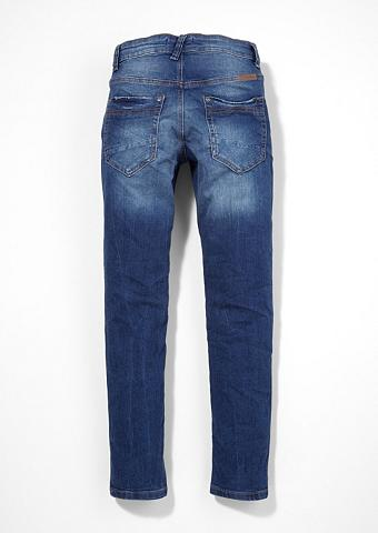 Aptempti Seattle: Distressed-Jeans f