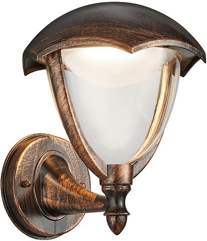 LED lauko žibintas 1flg Sieninis švies...
