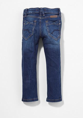 Brad: Destroyed & Repaired-Jeans f