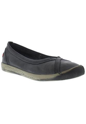 Balerinos »Ilma washed leather SS17«