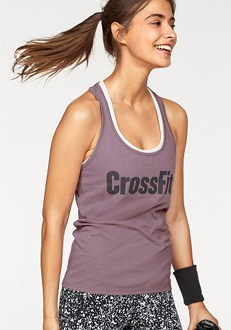 Marškinėliai be rankovių » CROSSFIT GR...