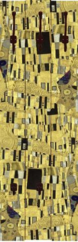 HOME AFFAIRE Kabykla »Klimt Gustav: Der Kuß« 45/140...
