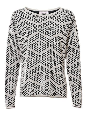 Sportinio stiliaus megztinis su Lochst...