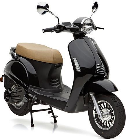 NOVA MOTORS E-Roller 3000 Watt 45 km/h juoda spalv...