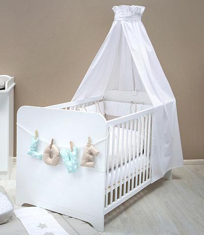 ZÖLLNER Zöllner lovytė kūdikiui »Happy«