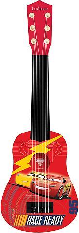 LEXIBOOK Vaikiška gitara »Disney Cars«
