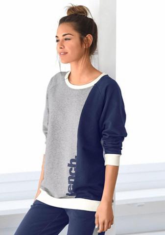 Megztinis im spalva Blocking-Look