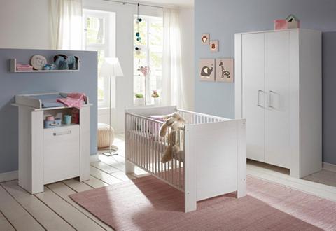 Vaikiškų baldų komplektas »Oslo« lovyt...
