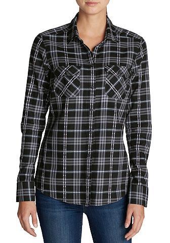 Flaneliniai marškiniai in Dobby-Qualit...
