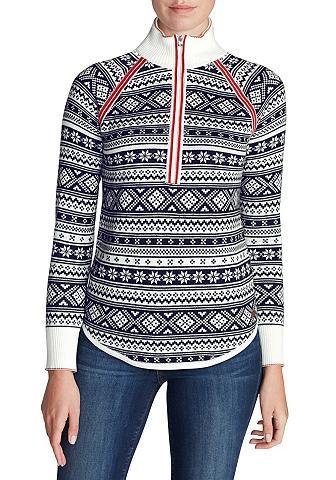 Žakardas megztinis