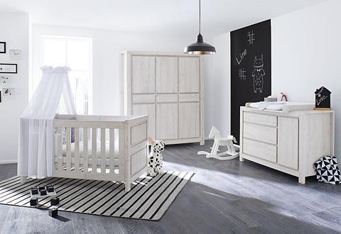 Pinolino ® Babyzimmer-Komplettset »Line« (Set 3...
