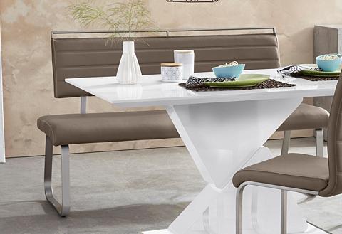 MCA furniture Polsterbank iki 280 Kg belastbar