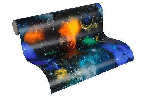 Popieriniai tapetai »Tapete Space Simp...