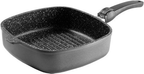 STONELINE ® grilio keptuvė lieto aliuminio Induk...