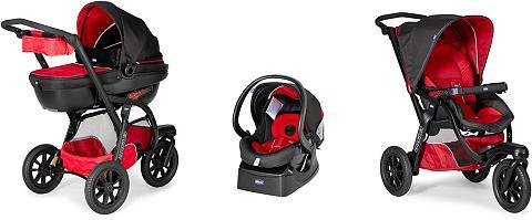® Kombi vaikiškas vežimėlis »Trio-Syst...