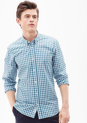 Moder firma: vichykaro marškiniai