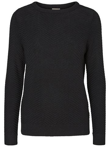 Lässiger Megztinis