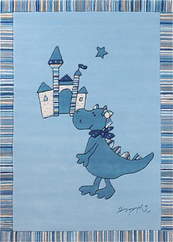 Vaikiškas kilimas »Dragon & Castle« au...