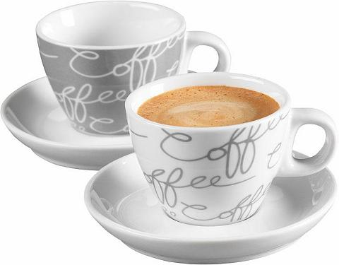 RITZENHOFF & BREKER Espresso puodelių rinkinys Ritzenhoff ...
