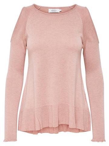 Cold-Shoulder- Megztinis