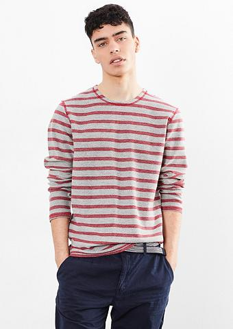 Dryžuotas Stricksweater