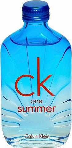 CALVIN KLEIN »ck one Summer« Eau de Toilette