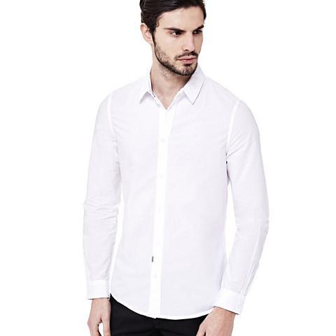 Klasikinio stiliaus Marškiniai iš medv...