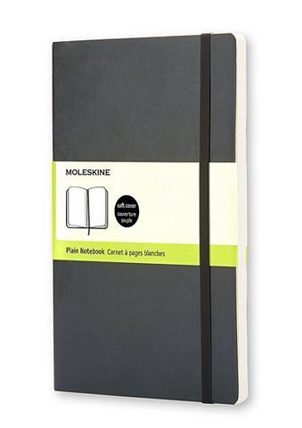 MOLESKINE Notizbuch P/A6 Plain Soft dėklas »Klas...