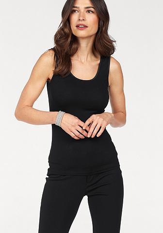 LAURA SCOTT Marškinėliai be rankovių