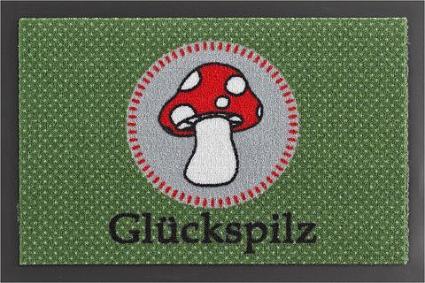 HANSE HOME Durų kilimėlis »Glückspilz« rechteckig...