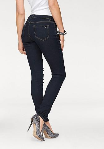 Arizona Skinny-fit-Jeans »Ultra-Stretch« Mid W...