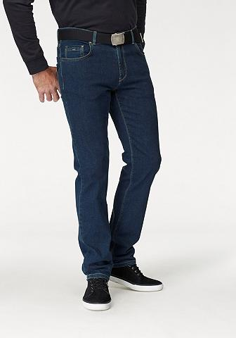 PIONEER_TEXTIL Pioneer Authentic Džinsai Siauri džins...
