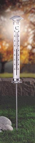 Innocom Solar Lauko termometras su Apš...