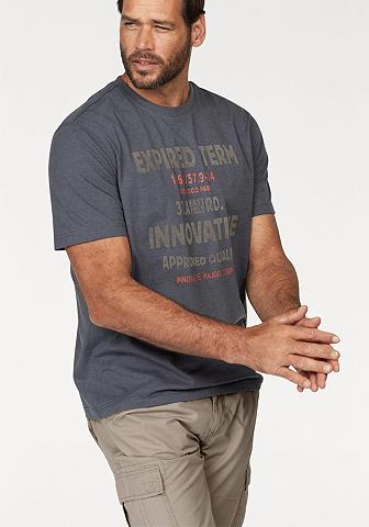 MAN'S WORLD Marškinėliai