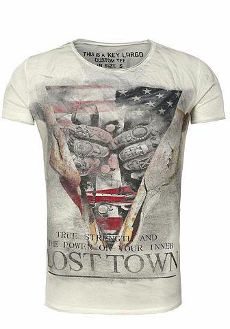 Marškinėliai »Town«