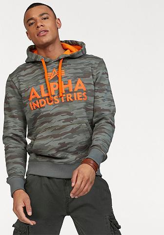 Alpha Industries Sportinis megztinis su gobtuvu »Foam P...