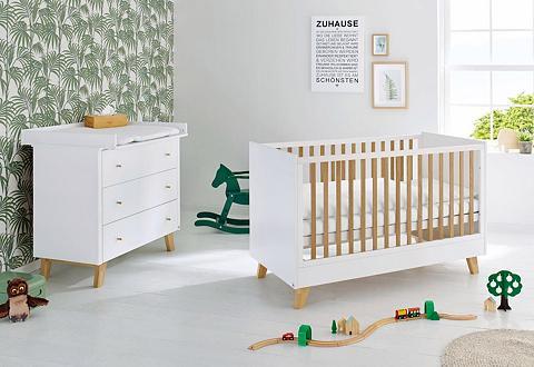 PINOLINO Vaikiškų baldų rinkinys (2-tlg) rinkin...
