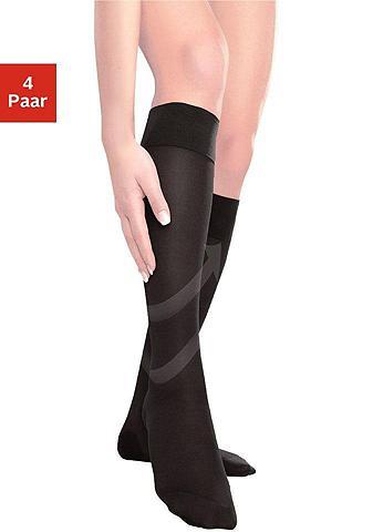 DISÉE Disée kojinės iki kelių (4 poros) 40DE...