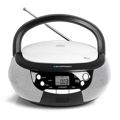 UKW Radio Boombox Kinder CD Player AUX...