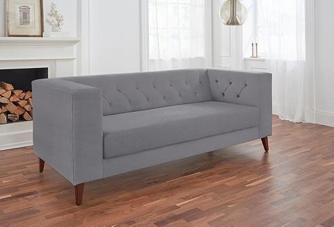 Dvivietė sofa sofa »Evelin« su papuoši...