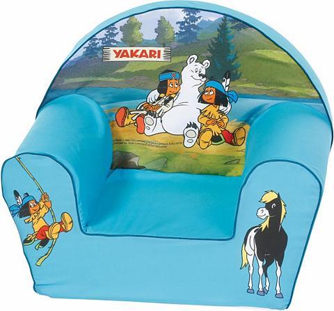 Vaikiškas fotelis »Yakari«